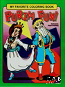 My Favorite Coloring Book: Purim Fun