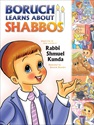 Boruch Learns About Shabbos Book