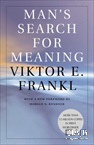 Man's Search for Meaning - softcover